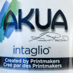 Akua Soy-based Intaglio Inks
